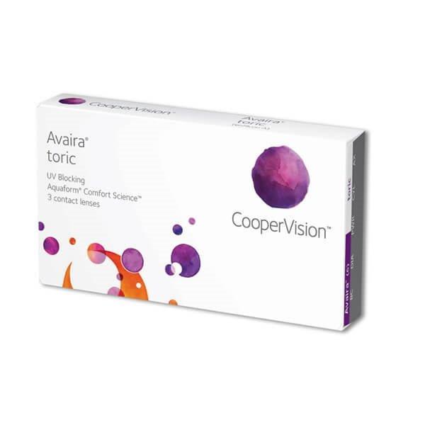 Cooper Vision mesečna sočiva za astigmatizam
