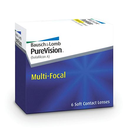 Purevision Multifocal mesečna sočiva