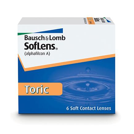 Bausch & Lomb mesečna sočiva za astigmatizam