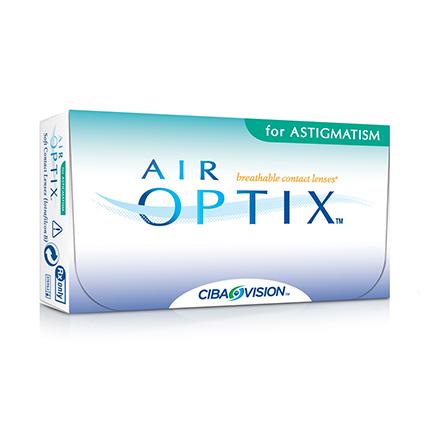 Air Optix za astigmatizam