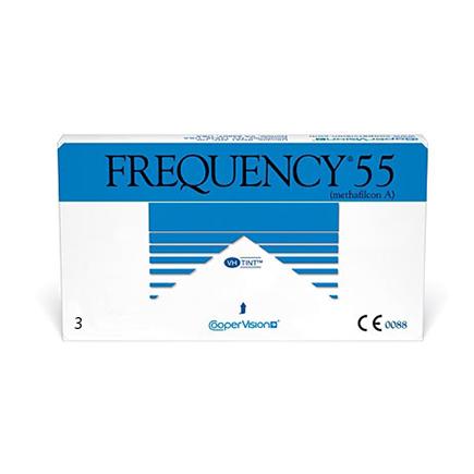 Frequency 55 kontaktna sočiva