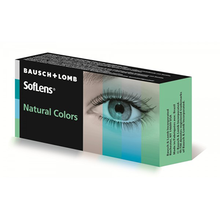 Soflens Natural Colors