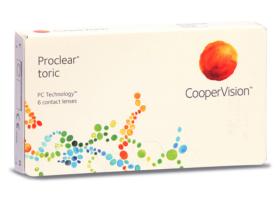 Proclear Toric – mesečna sočiva za astigmatizam
