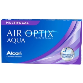 Air Optix Multifocal (3 kom.)