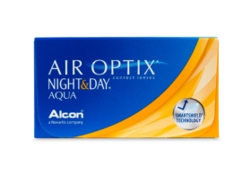 Air Optix Night & Day (3. kom)