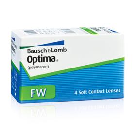 Bausch & Lomb Optima FW (4 kom.)