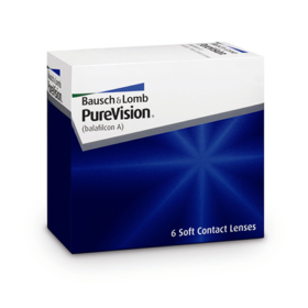 Bausch & Lomb Pure Vision (6 kom.)