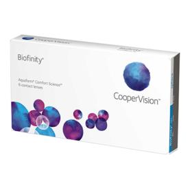 Biofinity (3 kom.) – Izvanredna udobnost i jasnoća vida