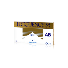 Frequency® 55 Aspheric (3 kom.)