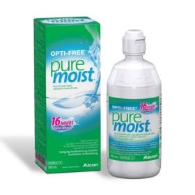 OPTI-FREE PureMoist – Rastvor za sočiva
